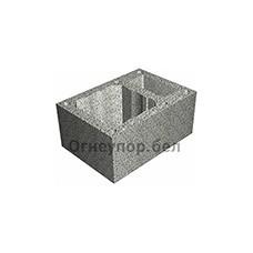 Блок дымоходный с вент-каналом